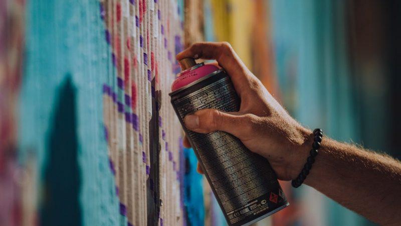 3 miejsca w Krakowie, których nie może ominąć miłośnik graffiti